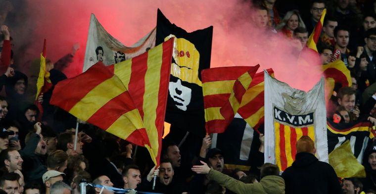 KV Mechelen moet titelstrijd afwerken zonder verdediger: 'Vier maanden out'