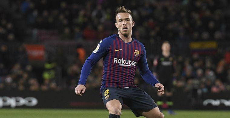 FC Barcelona dreigt spelbepaler te moeten missen in Clásicos en tegen Lyon
