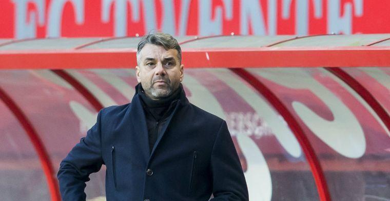 'In de zomer was FC Twente bijna failliet en stonden we met tien man op het veld'