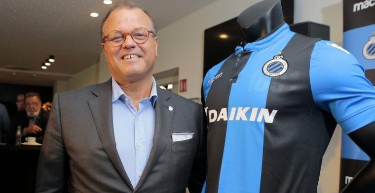 'Club Brugge maakt werk van nieuw stadion, Anderlecht- en Antwerpman liggen dwars'