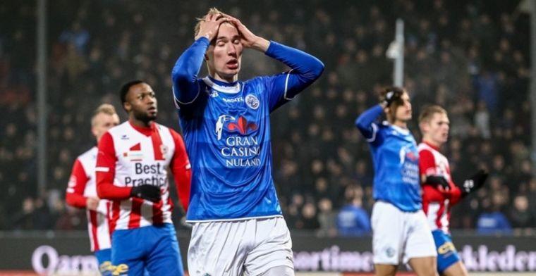 Kraay jr. kritisch op FC Den Bosch: 'Moet de trainer verdomd goede reden hebben'