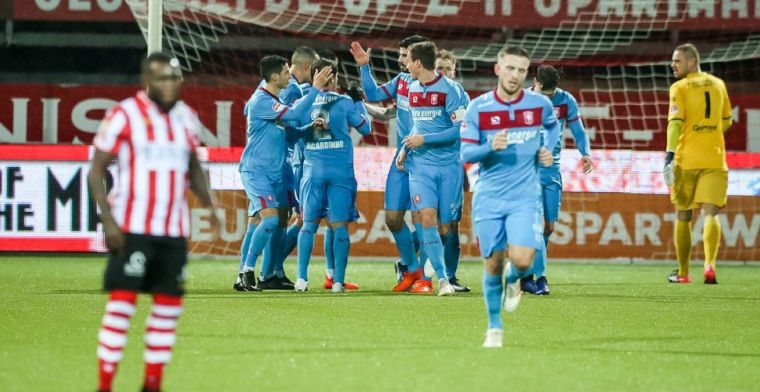 KKD-concurrenten zien FC Twente aan de horizon verdwijnen: zes punten los