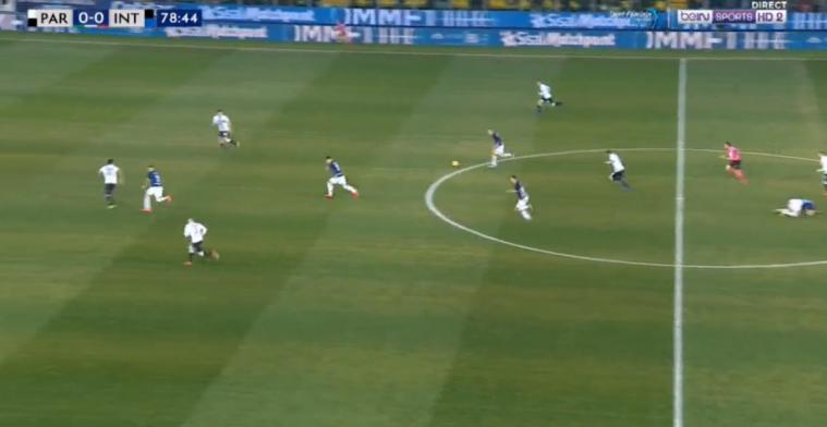 GOAL: Nainggolan met assist, Martinez brengt Inter op voorsprong