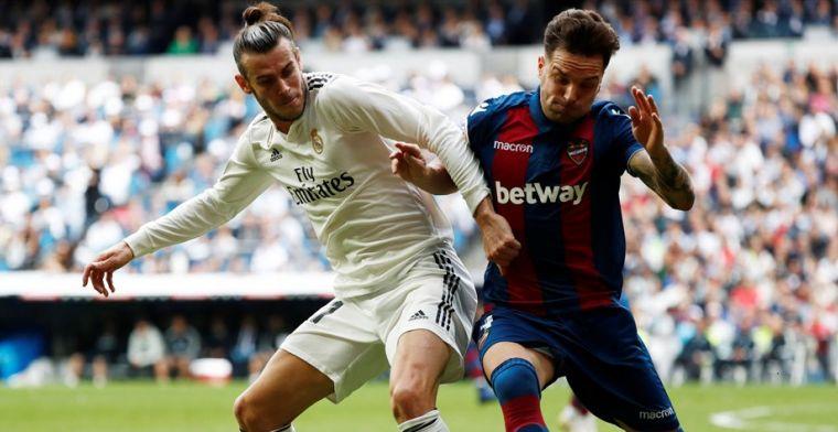 Levante bevestigt: Spaanse verdediger zit vast 'voor bedreiging en afpersing'