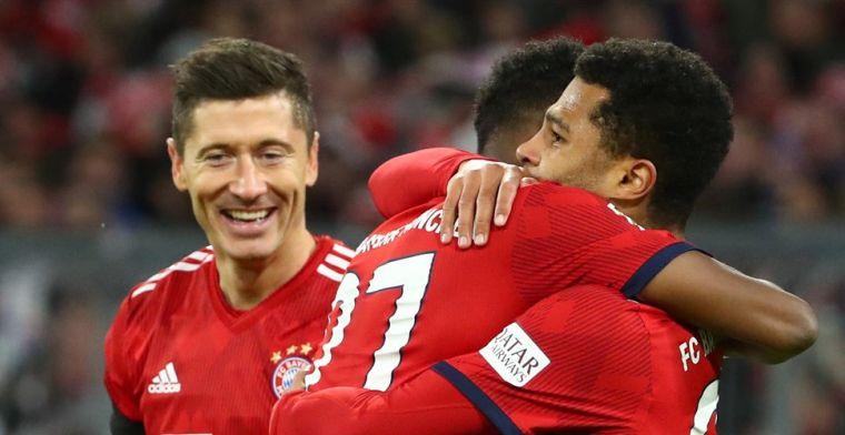 Bayern profiteert van misstap Dortmund: titelstrijd Bundesliga ligt weer open