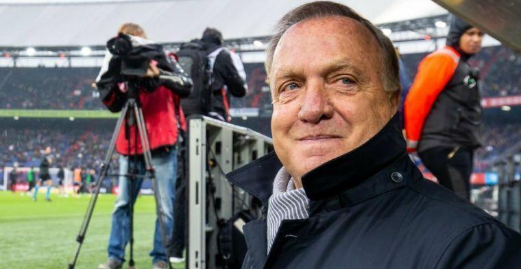 Advocaat reageert verbaasd: 'Wat? Zeggen ze dat bij Feyenoord?'