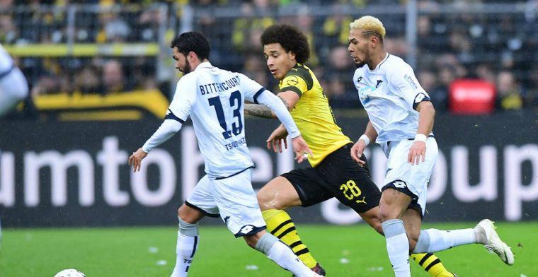 Dortmund geeft 3-0 (!) voorsprong weg en blaast Duitse titelstrijd nieuw leven in
