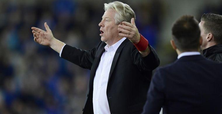 Oeps! Lokeren ziet Maes terugkeren als trainer voor partij tegen Antwerp