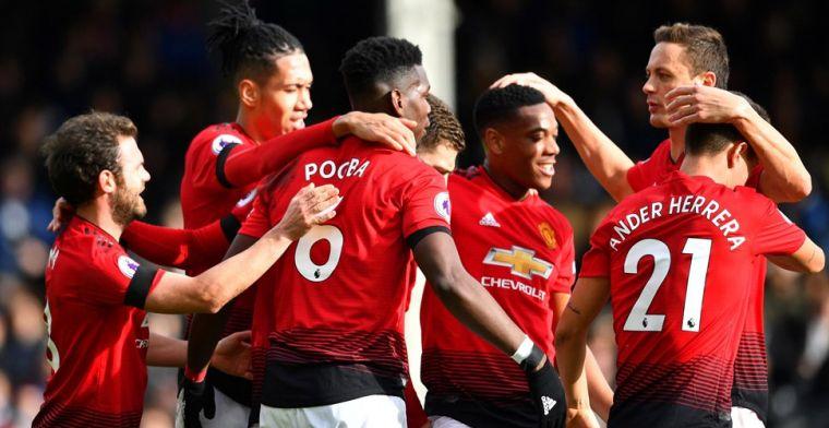 Ontketend United en opgeleefde Pogba ook te sterk voor Fulham en Babel