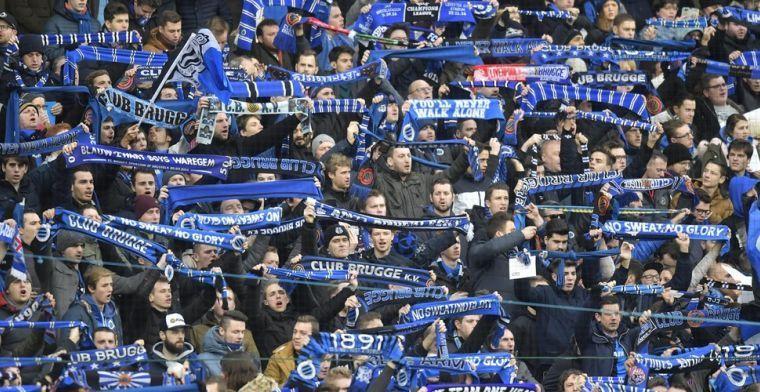 Club Brugge-fans klagen over Visser en VAR: ''Cercle mag op alles stampen''