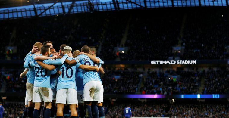 Geweldig Man City vernedert Chelsea met een zesklapper