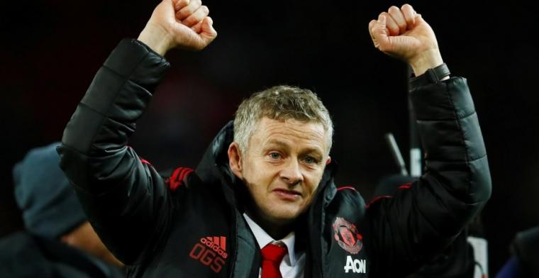 'Manchester United vergeet droomkandidaat: Solskjaer mag definitief blijven'