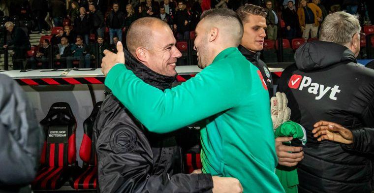 Mahi mogelijk nog weg bij FC Groningen: Ik weet alleen dat hij ziek is