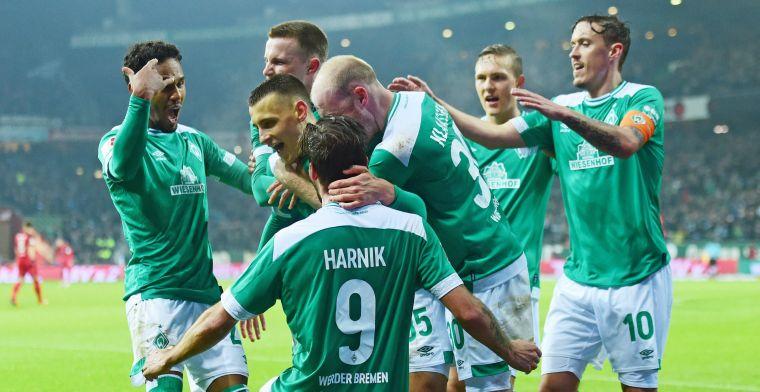Twee assists Klaassen bij dikke zege Werder, Atalanta stoomt op