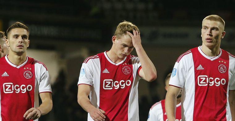 De Eredivisie-flops: zes spelers van erbarmelijk Ajax en drietal uit Breda