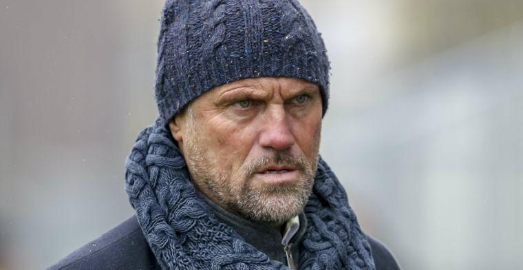'Ik ben niet benaderd door Feyenoord, er speelt niks, heb ik al twee keer gezegd'