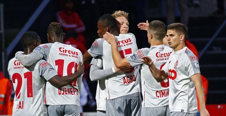 Anderlecht plant juridische stappen, Standard komt met eigen reactie