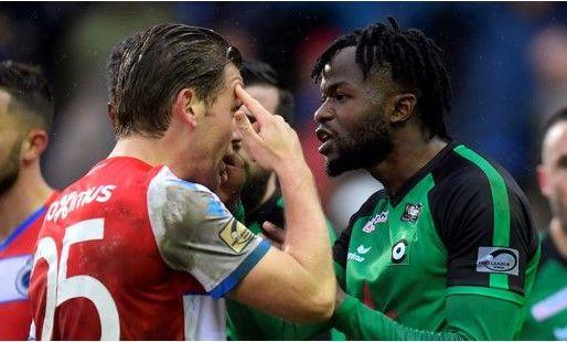 Afbeelding: Belgische Voetbalbond reageert op de onrusten van de laatste weken
