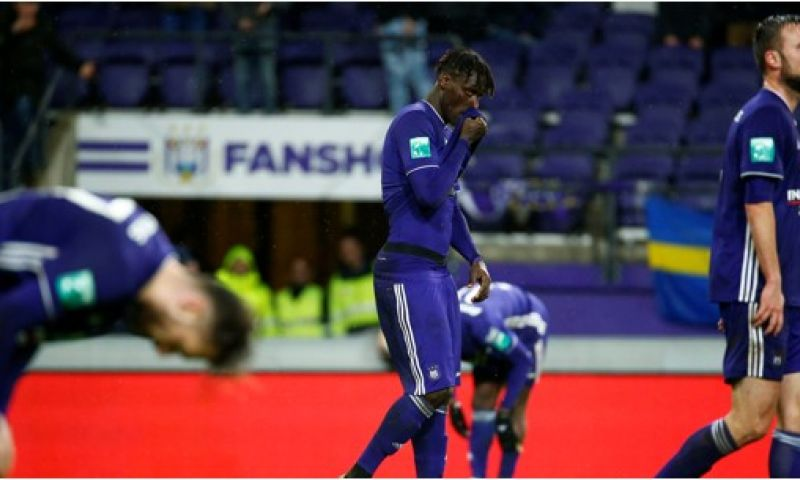 Afbeelding: Anderlecht-fans zijn het beu: