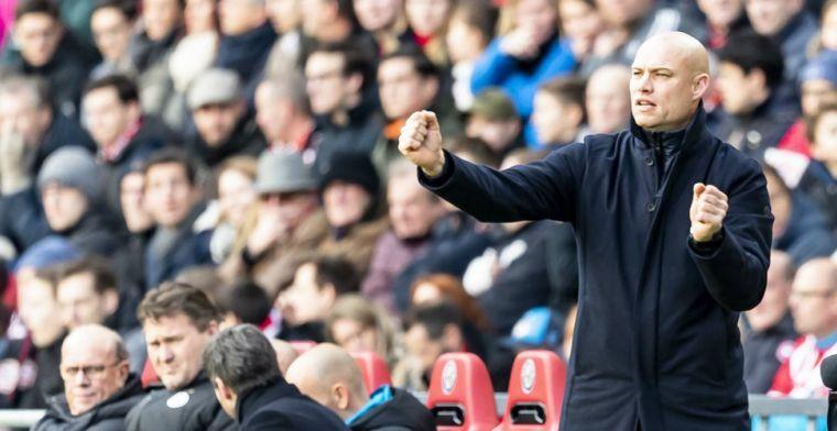 Hofland verrast Fortuna-fans met tweet: 'Jammer dat ze het mij niet gunnen'