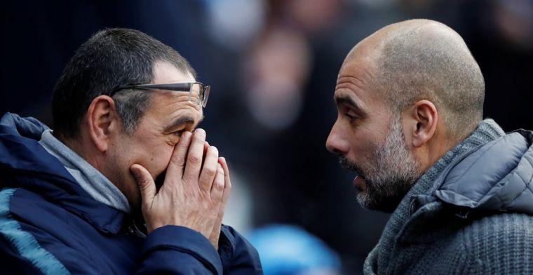 Sarri 'moet vrezen': 'Maak me zorgen om houding spelers, er zit iets verkeerd'