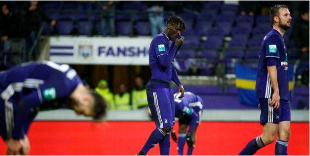 Anderlecht-fans zijn het beu: We maken ons op voor PO2 in een leeg stadion