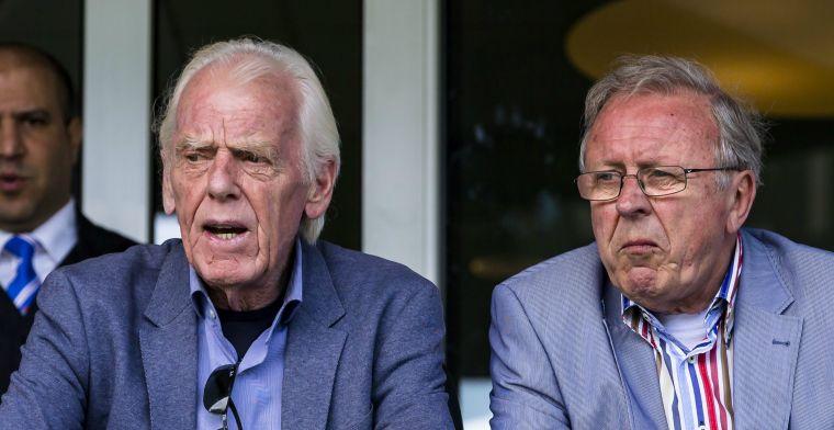Beenhakker over 'wispelturig' Ajax: Dan denk ik: het is zonde van de reiskosten
