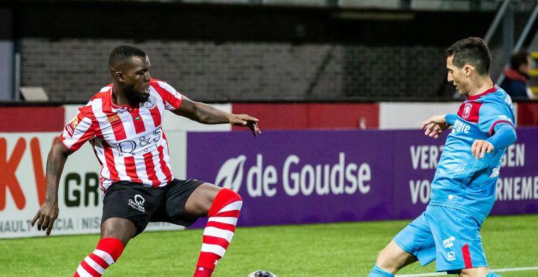 Drenthe schrikt van aanval op spelershome Sparta: 'Als je met me wil matten, oké'