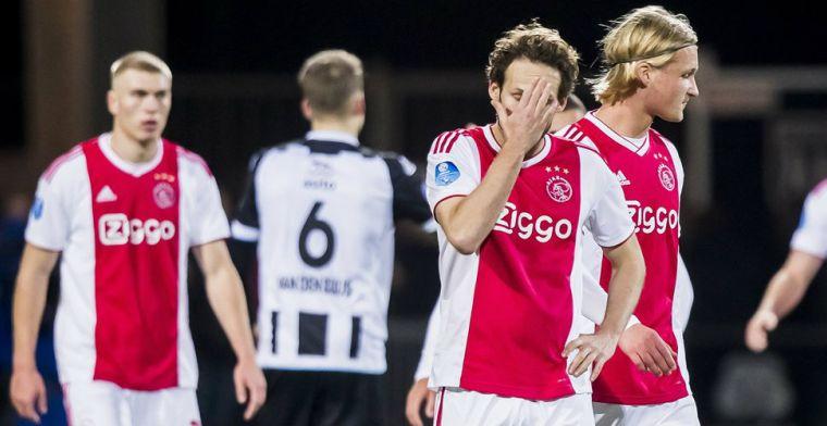 De Ligt en Blind bekvechten: 'De acceptatie is binnen dit elftal ver te zoeken'