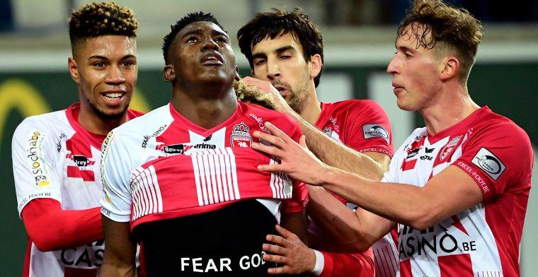 KAA Gent moet 'penalty' aan Liverpool betalen omwille van Awoniyi