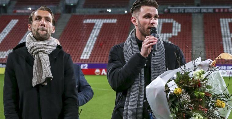 Go Ahead nadert de tweede plaats door driepunter in Utrecht, Roda hard onderuit