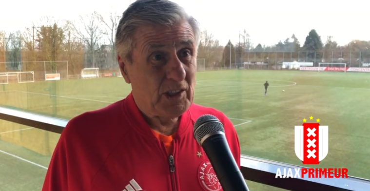 Swart: 'Ajax had op trainingskamp moeten gaan, nu hebben de spelers vrijaf'