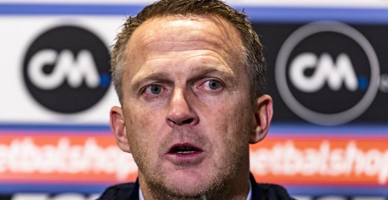 'Vitesse benaderde Van den Brom (52) voor terugkeer in Arnhem'