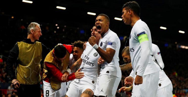 LIVE: PSG deelt enorme dreun uit; Makkelie ziet Roma winnen (gesloten)