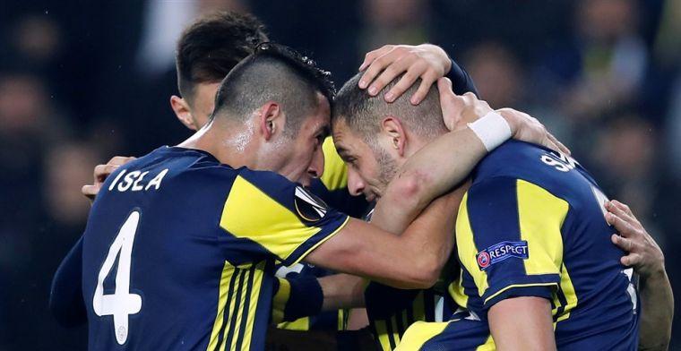 Worstelend Fenerbahçe wint wel in Europa: Zenit Sint-Petersburg verslagen