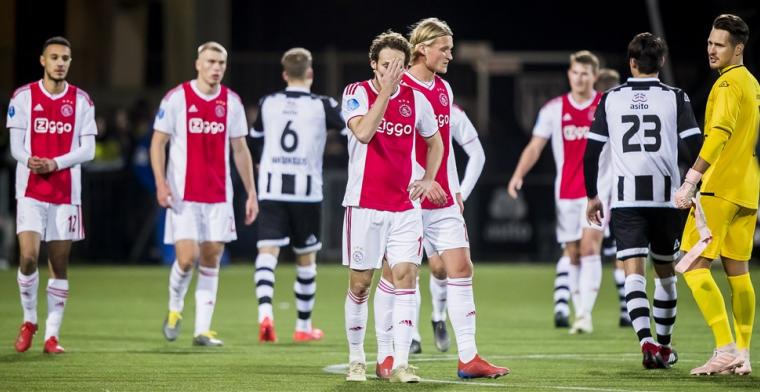 Jansen: 'Het transferthema speelt een rol in de kleedkamer van Ajax'