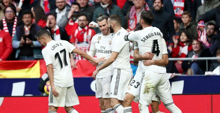 'Bij Ajax is het misschien normaal, maar hier in Madrid niet hoor'