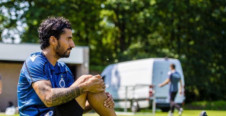 """Refaelov kreeg een harde klap bij Club Brugge: """"Dat vergeet ik liever"""""""