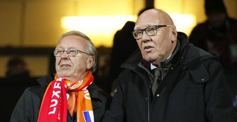 'Ik zie geen functie voor hem bij Feyenoord, op een gegeven moment is het klaar'