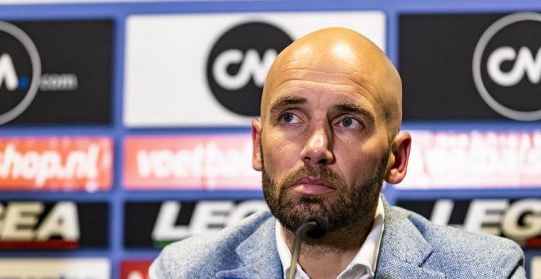 'NAC-nieuws van Derksen: 'doodse' Van der Gaag ontslagen bij nederlaag tegen Ajax'