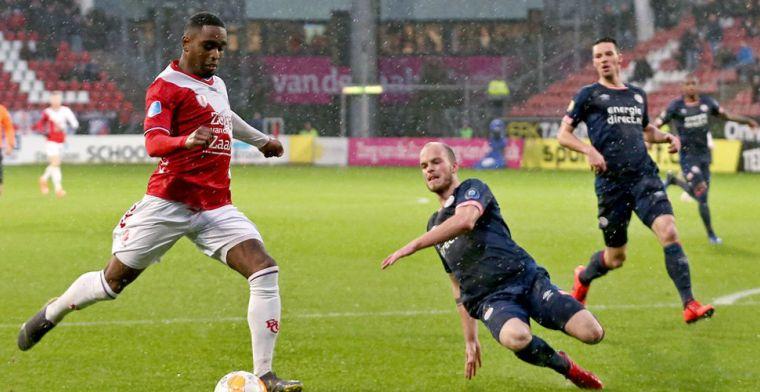 'Dat PSV daar lichtzinnig mee omgaat, da's aan hun. Ik schiet hem er dan wel in'