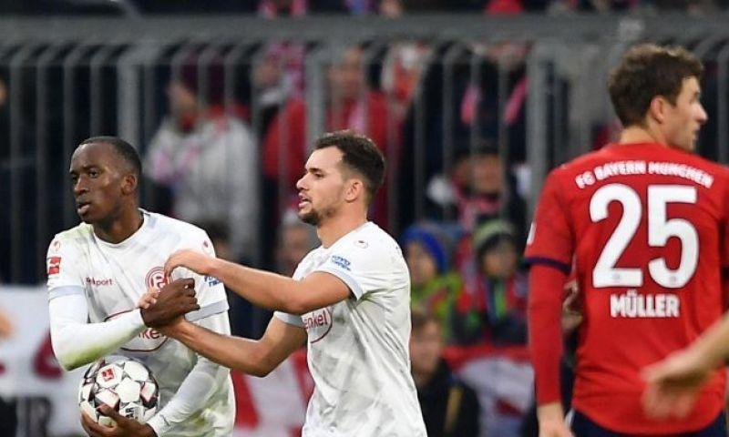 Afbeelding: 'Lukebakio trekt de aandacht van Duitse top, Düsseldorf wil tot het uiterste gaan'