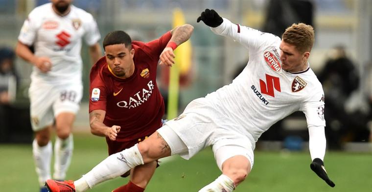 Kluivert over verschil tussen Ajax en AS Roma: 'Is hier echt anders'