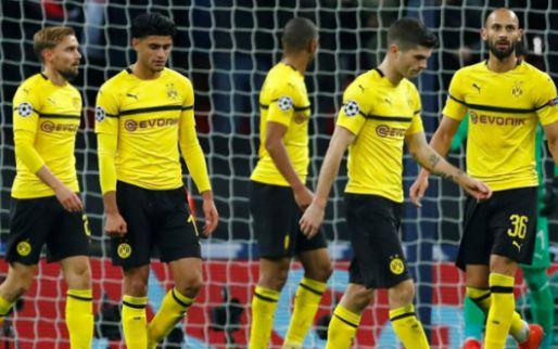 Afbeelding: BILD spreekt schande van actie Dortmund-spelers: 'Star-Friseur' in Londens hotel