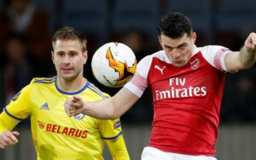 Afbeelding: Rampavond voor Arsenal in Europa League, Nainggolan doet goede zaak