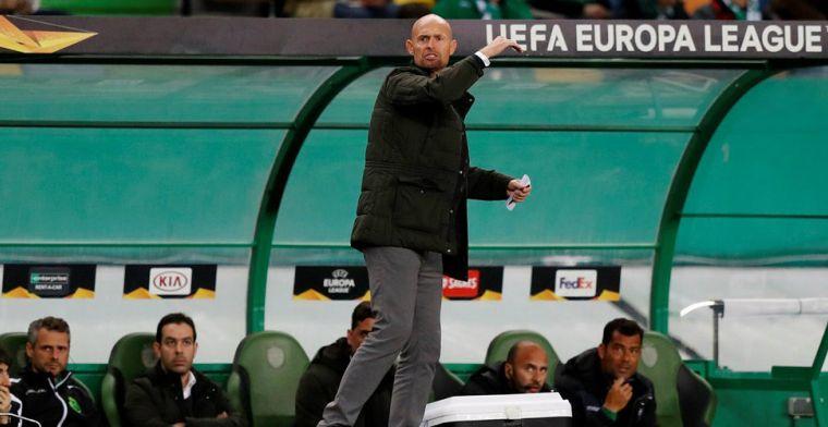 Frankfurt gelijk na 79 minuten (!) powerplay, Vormer en Denswil helpen Nederland