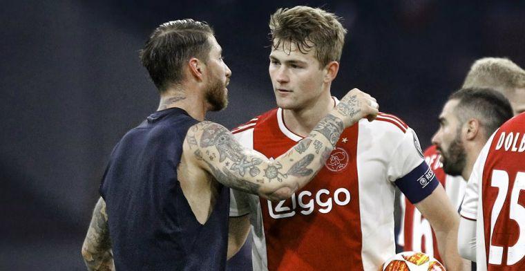 Spaanse pers prijst Ajax en 'Real Madrid-doelwit' De Ligt: 'Onoverwinnelijke muur'