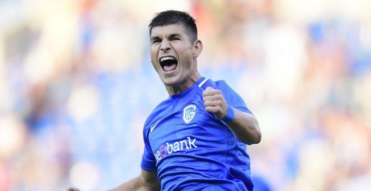 """Malinovskiy laat zich uit over confrontatie met Slavia Praag: """"Dat is niet prettig"""