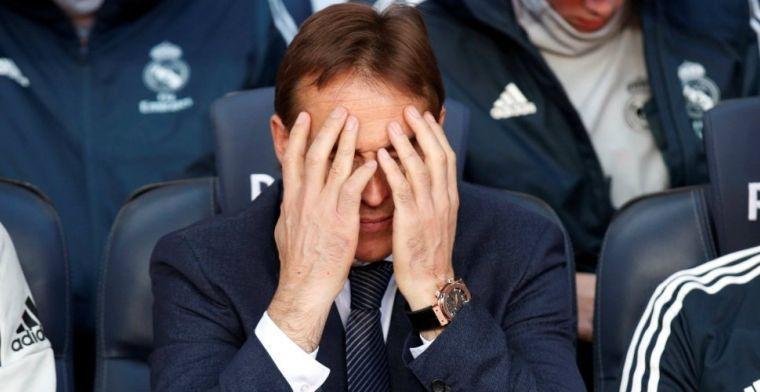 Lopetegui over hectische Real Madrid-transfer: 'Ik wist niet waar ik was'
