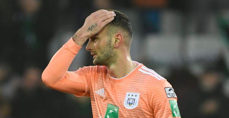 Abazaj over mislukt avontuur bij Anderlecht: ''Ik had pech met mijn blessure''
